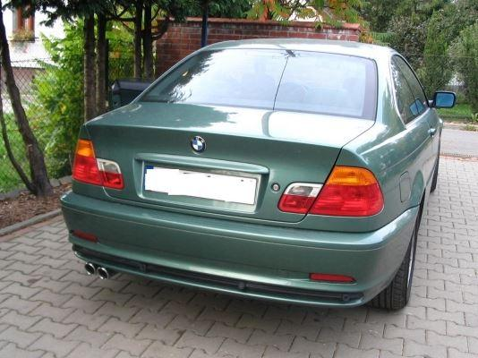 Sportsudst 248 Dning Bmw E46